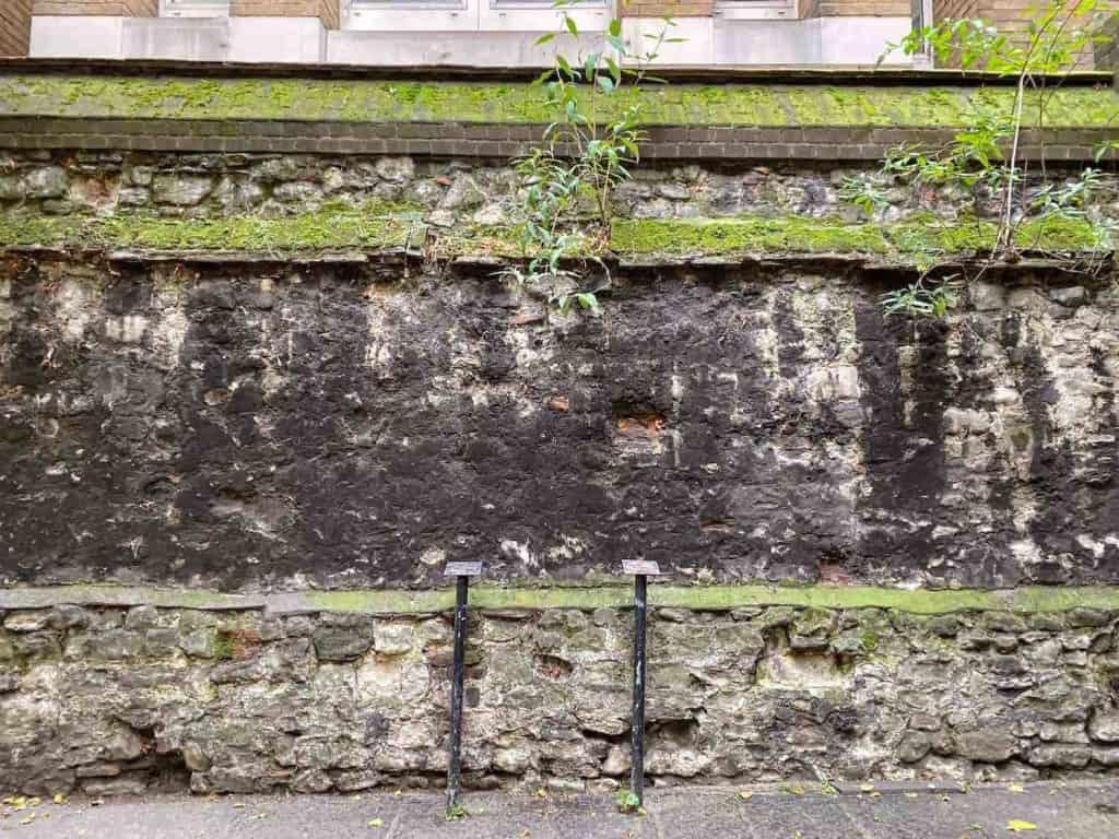 London Wall Walk - Plaque 10