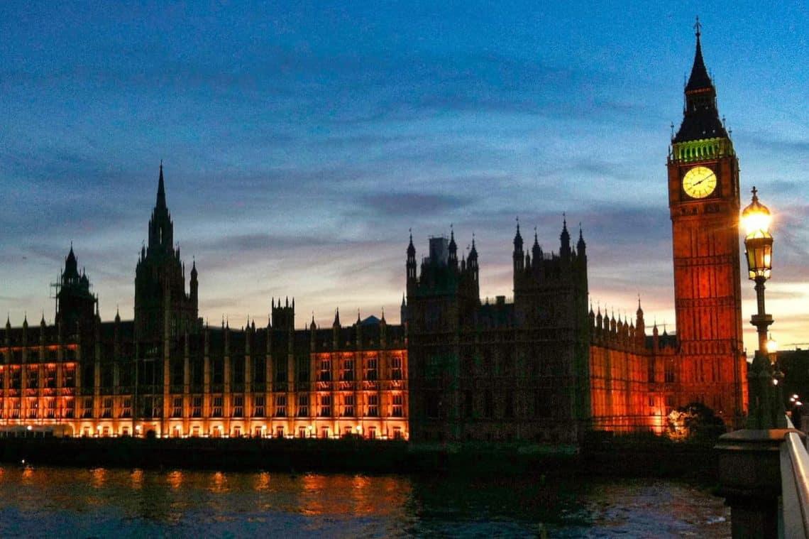 10 Days in London Hero