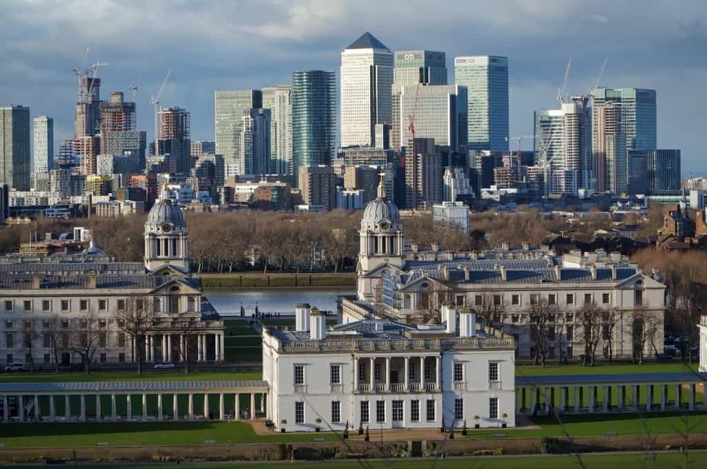 4 Days in London - Greenwich