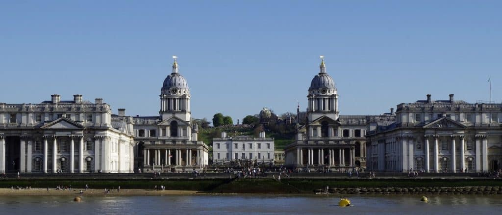 4 Days in London - Old Royal Naval College