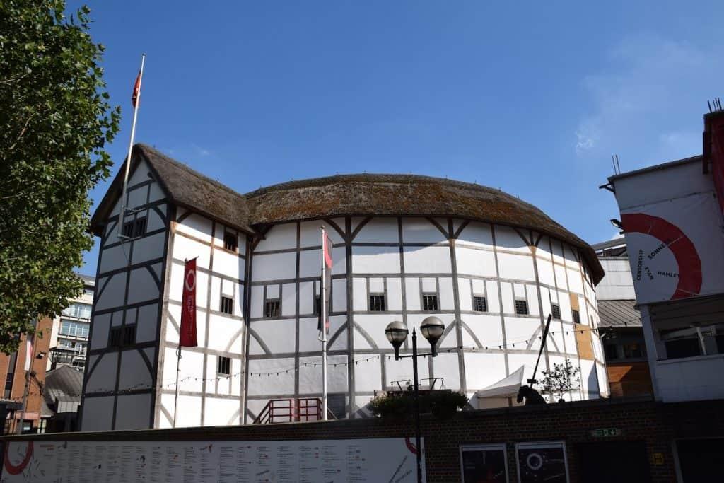 4 Days in London - Shakespeare's Globe