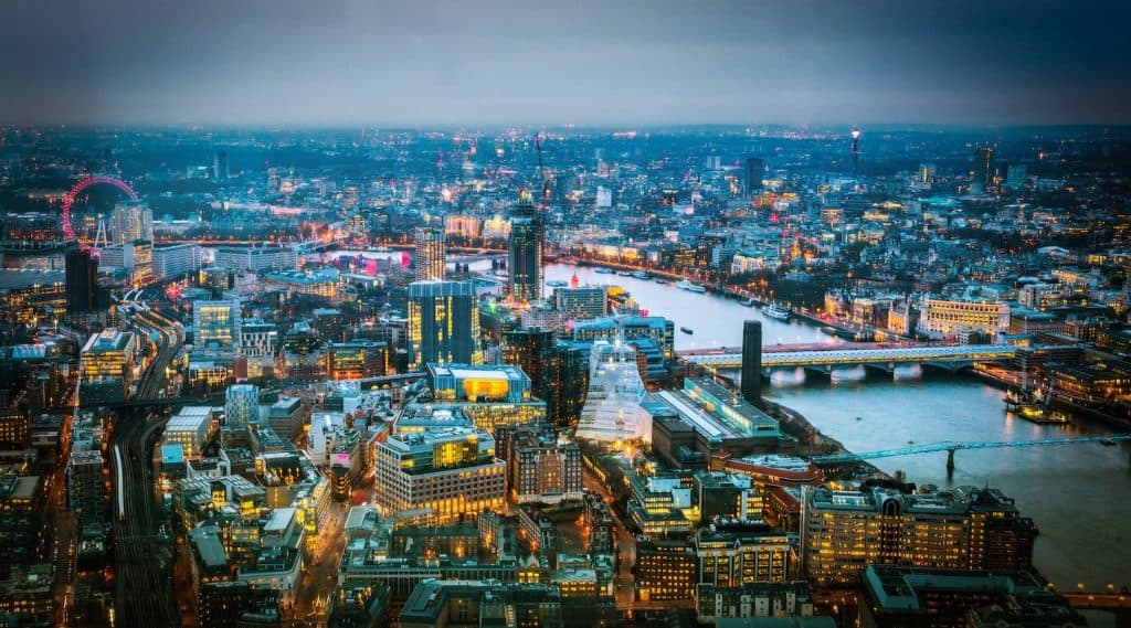 4 Days in London - View from the Shard