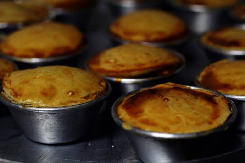 Top London Foods - Pie & Mash