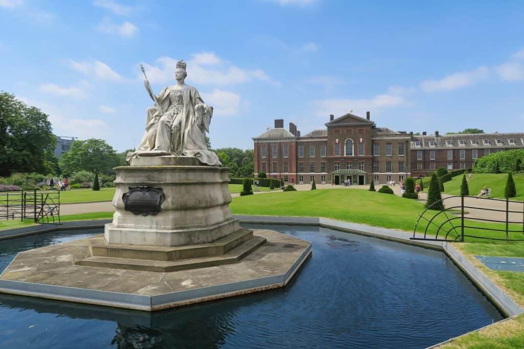4 Days in London - Kensington Palace