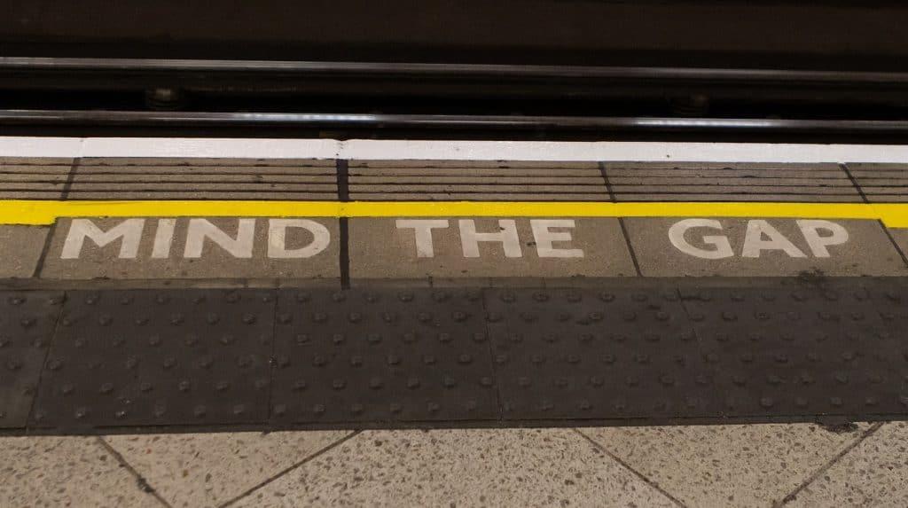 London Underground - Etiquette