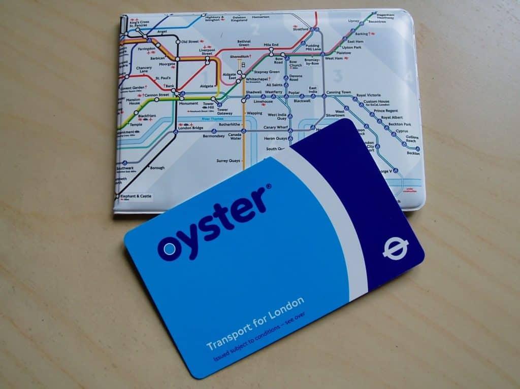 London Underground - Oyster Card - Amanda Slater via Flickr