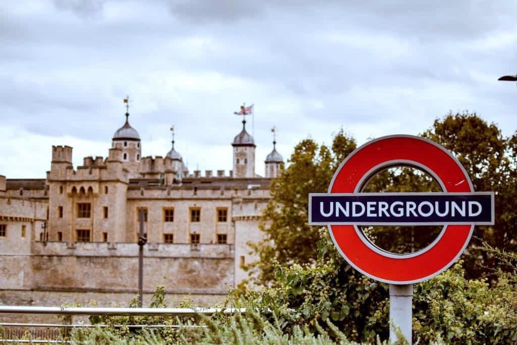 London Underground - Tower of London