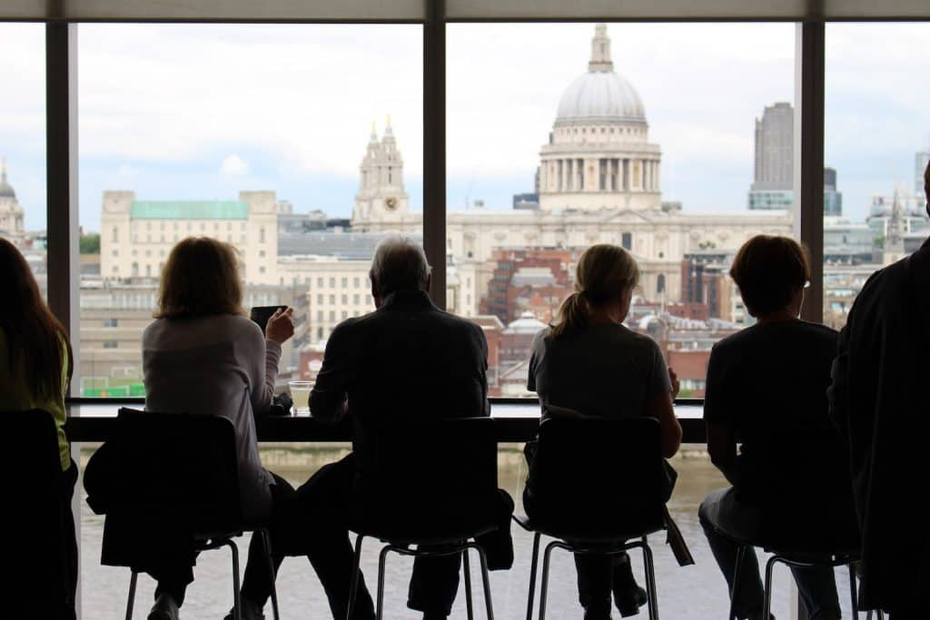 Best London Viewpoints - Tate Modern