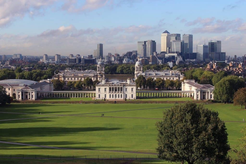 Greenwich Day Trip View