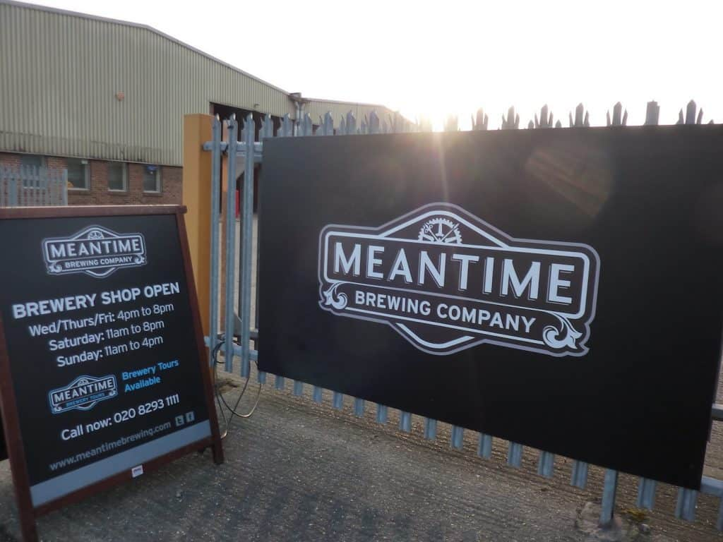Meantime Brewing - Andrew Bowden via Flickr