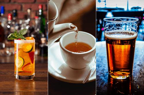 Top London Drinks Header