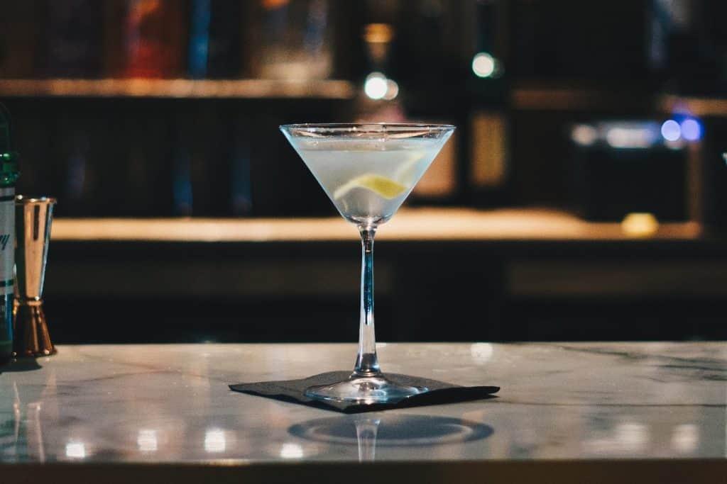 Top London Drinks - Martini