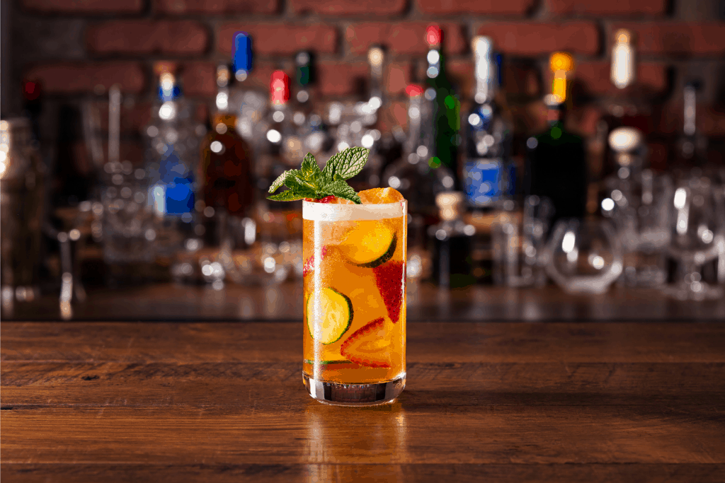 Top London Drinks - Pimm's