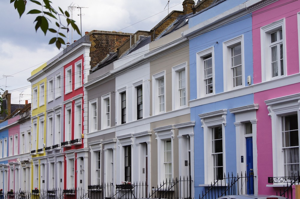 Where to Stay in West London - Notting Hill