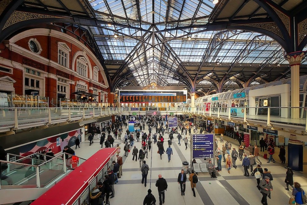 Oxford Day Trip - Liverpool Street Station