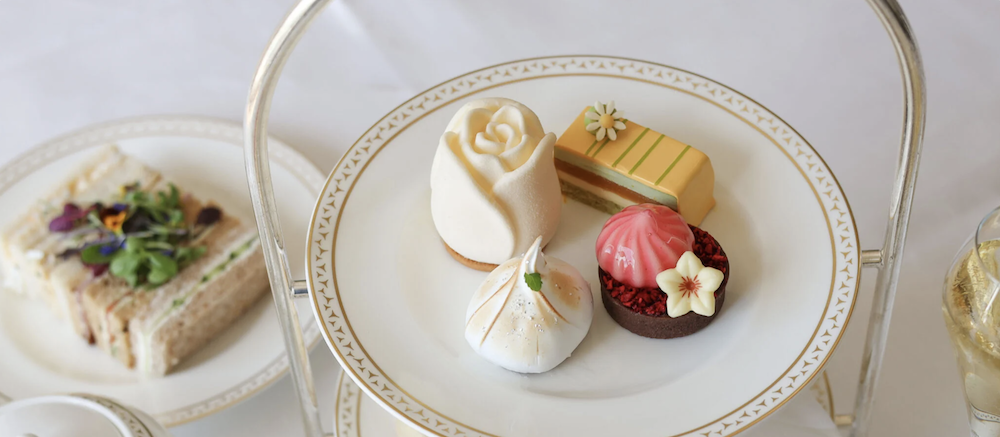 Afternoon Tea in London - The Dorchester