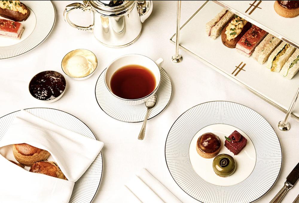 Afternoon Teas in London - Harrod's