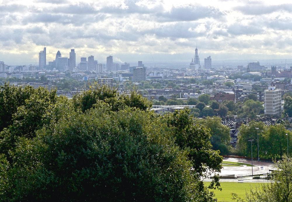 Best London Parks - Hampstead Heath