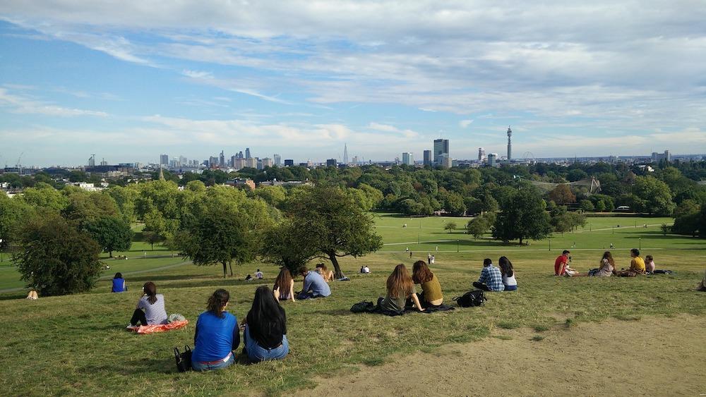 Best London Parks - Primrose Hill