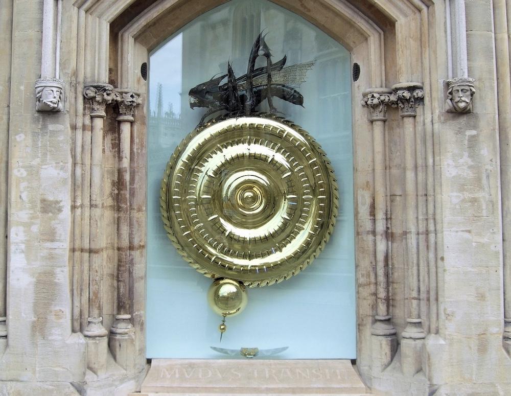 Cambridge Day Trip - Corpus Clock