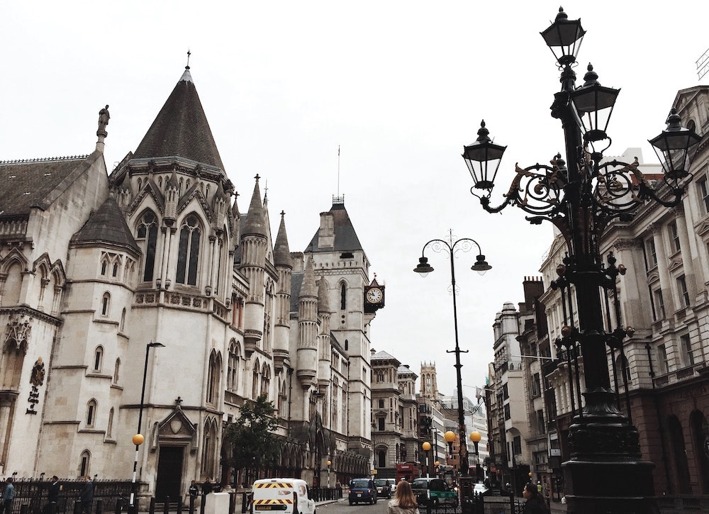 Famous Streets in London - The Strand