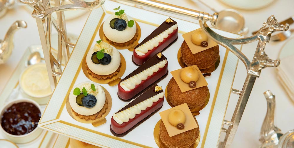 London Afternoon Teas - The Ritz