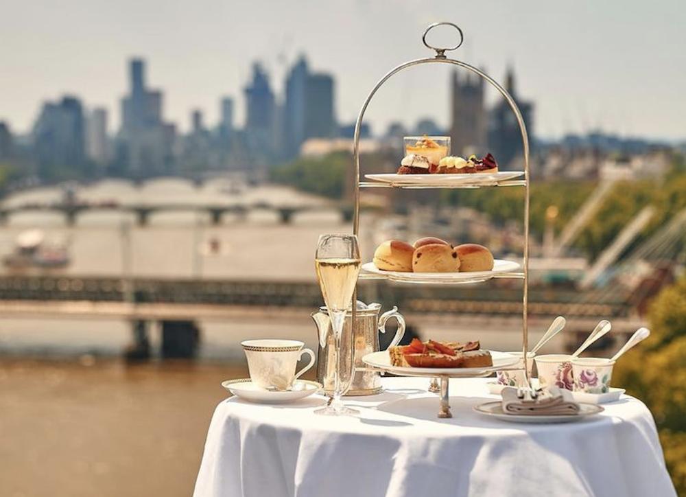 London Afternoon Teas - The Savoy