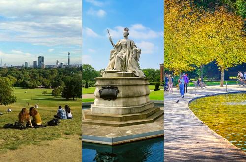London Parks Hero