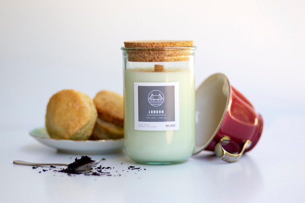 London-Scented Candles Hero
